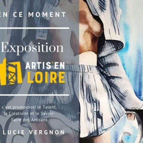 EXPO GRATUITE - LUCIE VERGNON